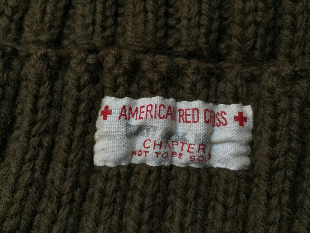 神戸店8/29(土)秋物ヴィンテージ入荷!#8 USAAF A-1Sweater,1910\'s USN Thermal,ARC!!!_c0078587_1221423.jpg