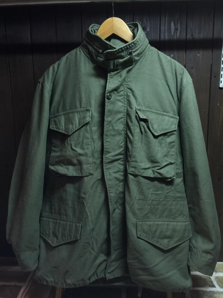 神戸店8/29(土)秋物ヴィンテージ入荷!#6 M-41 Field JKT,US.Army Item!!!(T.W.神戸店)_c0078587_1222964.jpg