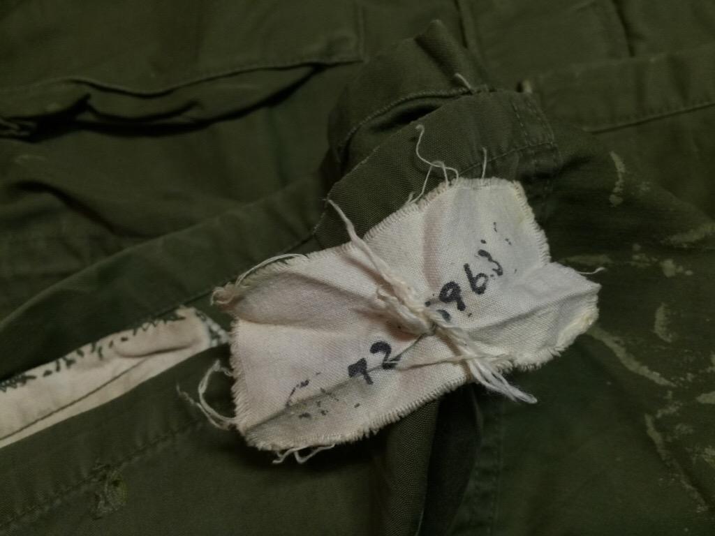 神戸店8/29(土)秋物ヴィンテージ入荷!#6 M-41 Field JKT,US.Army Item!!!(T.W.神戸店)_c0078587_1251254.jpg