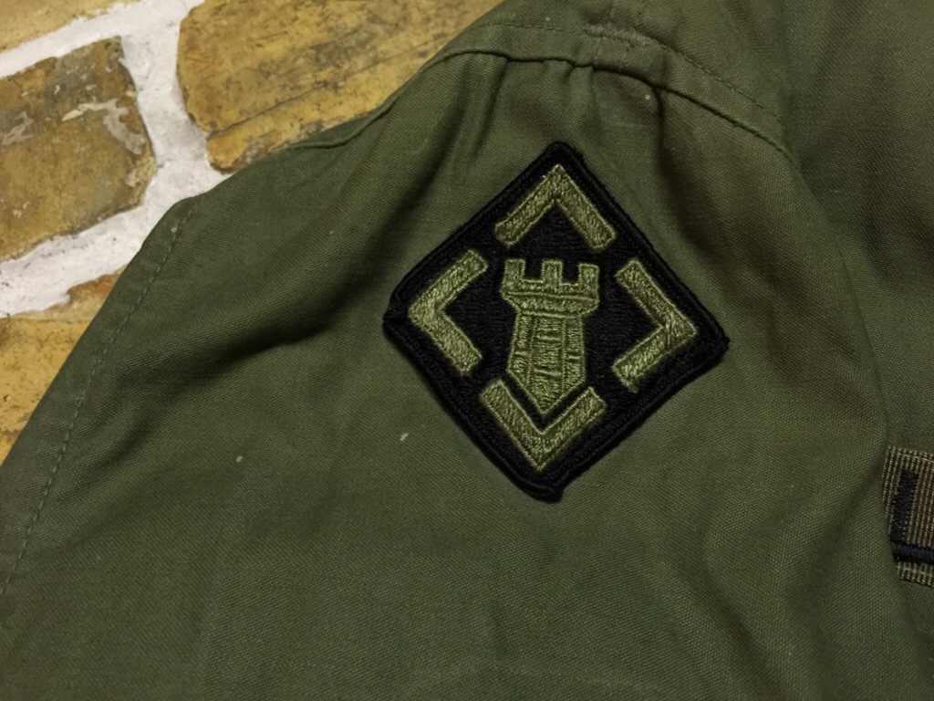 神戸店8/29(土)秋物ヴィンテージ入荷!#6 M-41 Field JKT,US.Army Item!!!(T.W.神戸店)_c0078587_125351.jpg