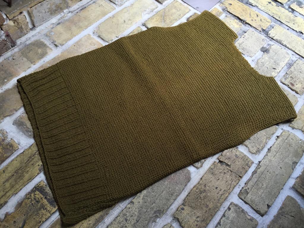 神戸店8/29(土)秋物ヴィンテージ入荷!#8 USAAF A-1Sweater,1910\'s USN Thermal,ARC!!!_c0078587_12585726.jpg