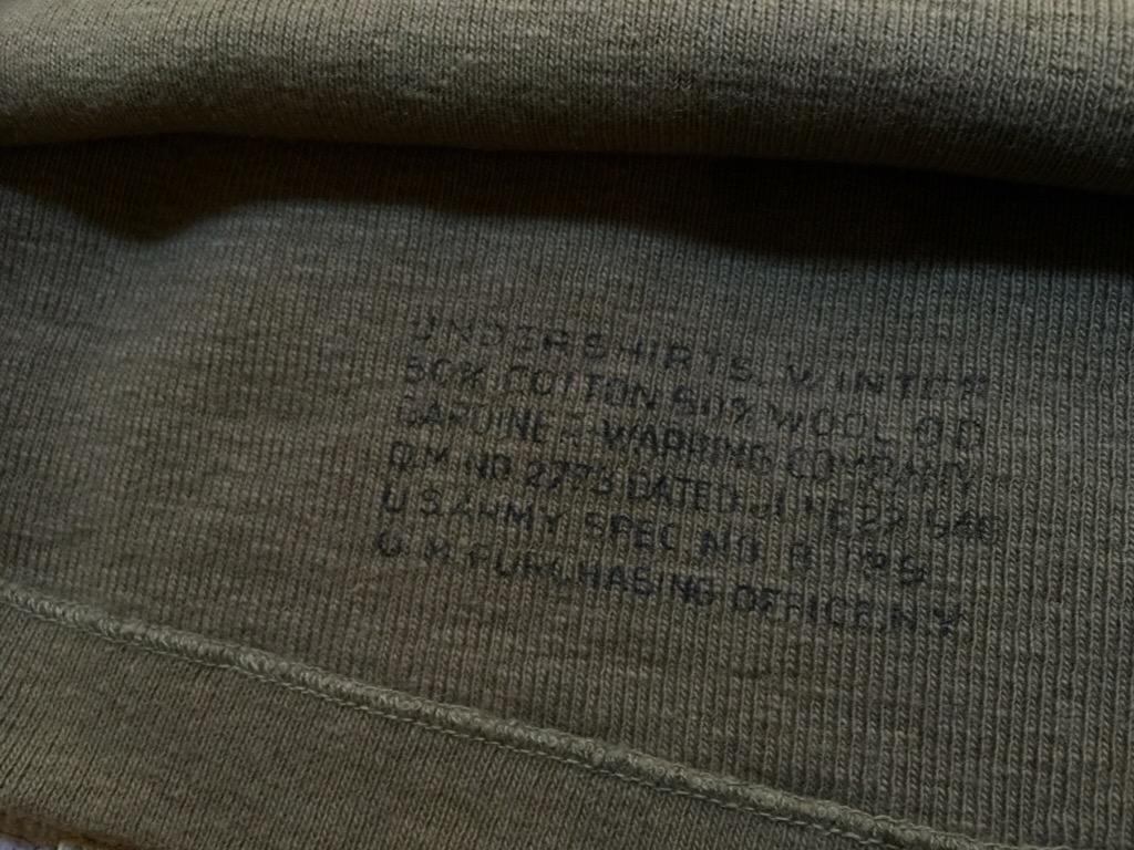 神戸店8/29(土)秋物ヴィンテージ入荷!#8 USAAF A-1Sweater,1910\'s USN Thermal,ARC!!!_c0078587_13101777.jpg