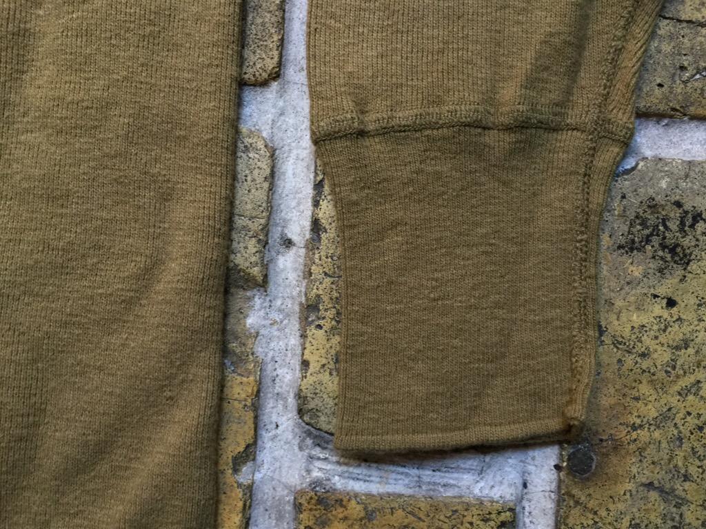 神戸店8/29(土)秋物ヴィンテージ入荷!#8 USAAF A-1Sweater,1910\'s USN Thermal,ARC!!!_c0078587_13112154.jpg