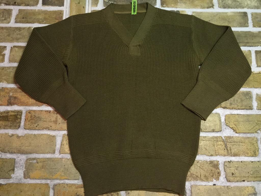 神戸店8/29(土)秋物ヴィンテージ入荷!#8 USAAF A-1Sweater,1910\'s USN Thermal,ARC!!!_c0078587_13395851.jpg