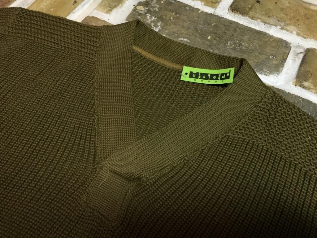 神戸店8/29(土)秋物ヴィンテージ入荷!#8 USAAF A-1Sweater,1910\'s USN Thermal,ARC!!!_c0078587_13402051.jpg