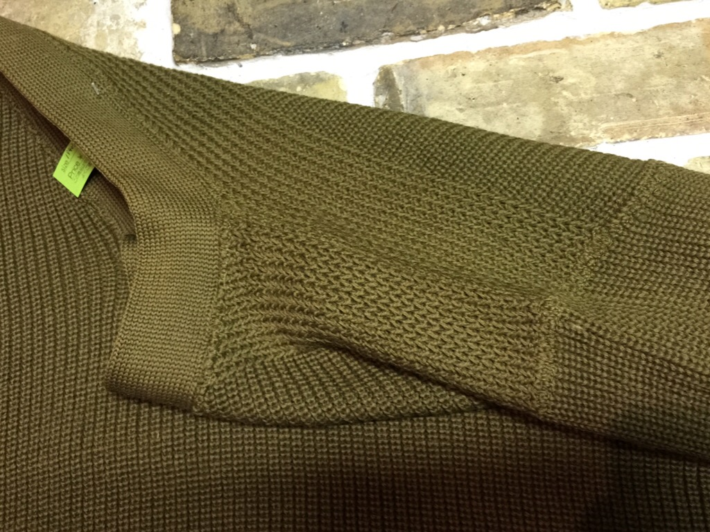神戸店8/29(土)秋物ヴィンテージ入荷!#8 USAAF A-1Sweater,1910\'s USN Thermal,ARC!!!_c0078587_13403817.jpg