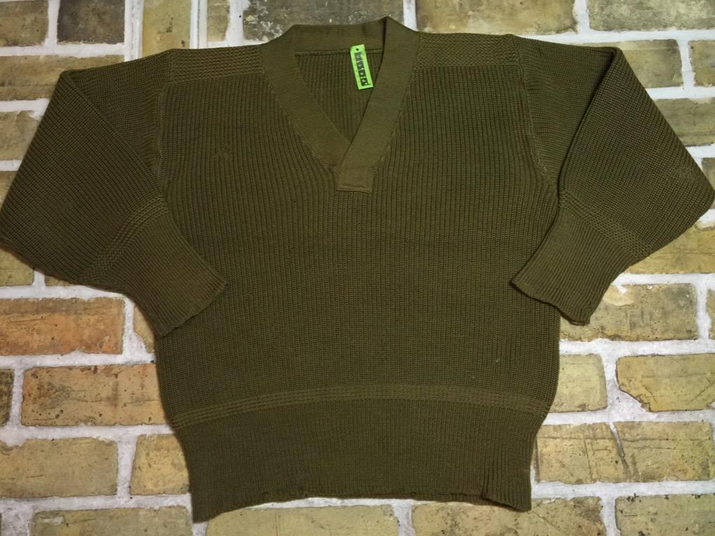 神戸店8/29(土)秋物ヴィンテージ入荷!#8 USAAF A-1Sweater,1910\'s USN Thermal,ARC!!!_c0078587_13414584.jpg