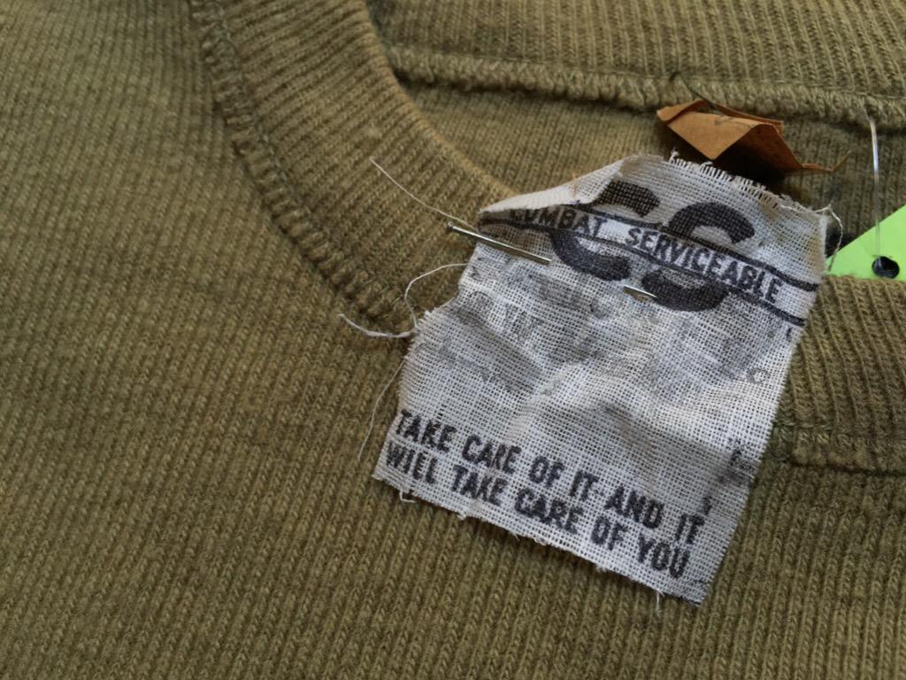 神戸店8/29(土)秋物ヴィンテージ入荷!#8 USAAF A-1Sweater,1910\'s USN Thermal,ARC!!!_c0078587_1381431.jpg