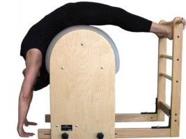 ピラティス -pilates- #Ladder Barrel_c0362789_16310702.jpg