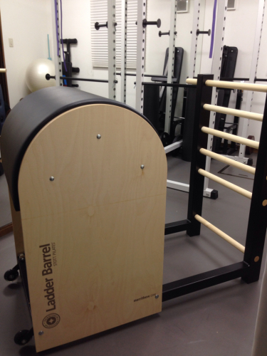 ピラティス -pilates- #Ladder Barrel_c0362789_16310788.jpg