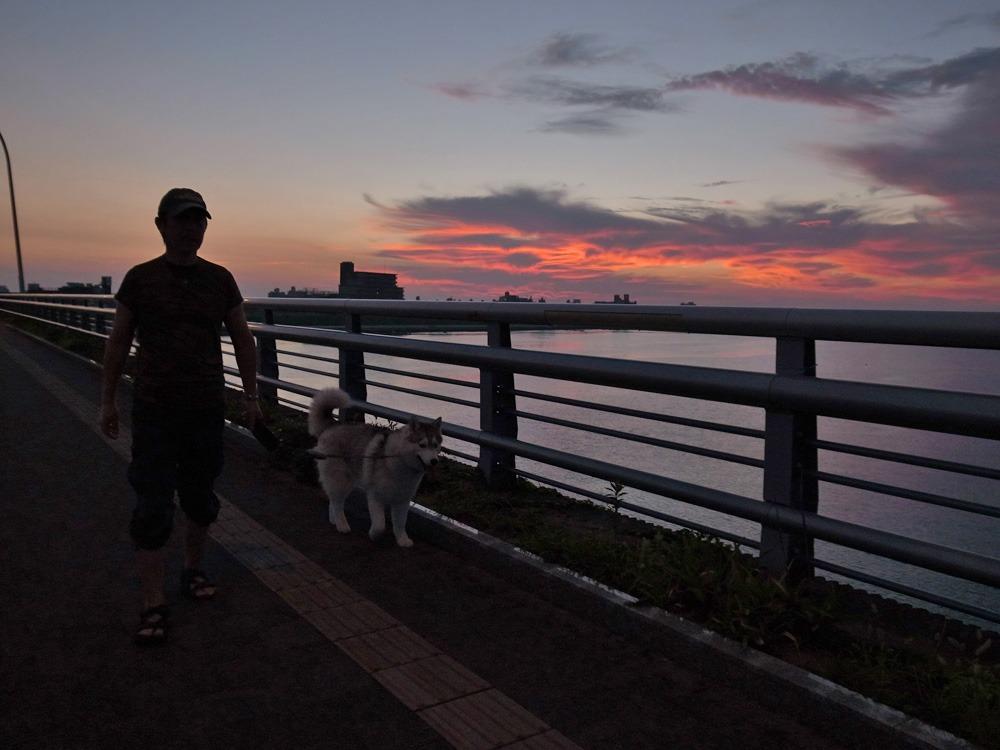朝の雲 (*^_^*)_c0049299_2228942.jpg