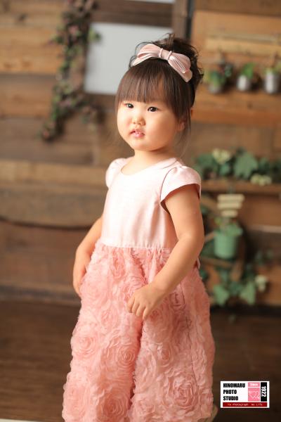 しゃなちゃん☆ドレス_b0203705_17570511.jpg