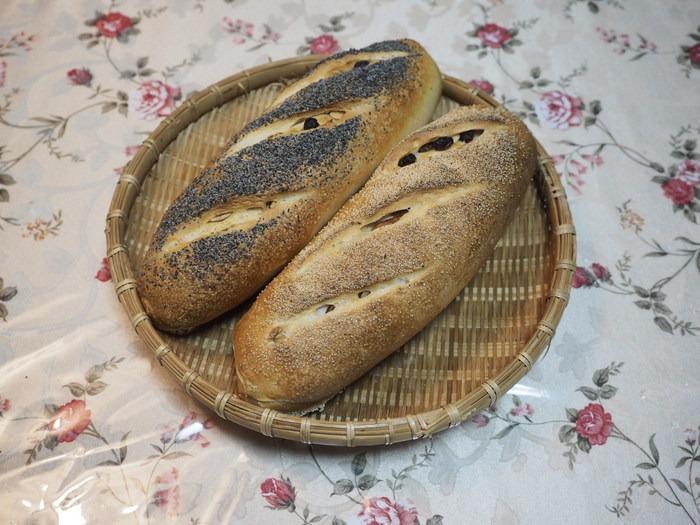 白神こだま酵母パン2種_c0116915_002218.jpg