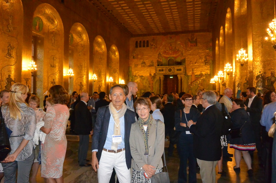 2015年7月『The 4th World Psoriasis & Psoriatic Arthritis Conference 2015, in Stockholm』 _c0219616_17202179.jpg