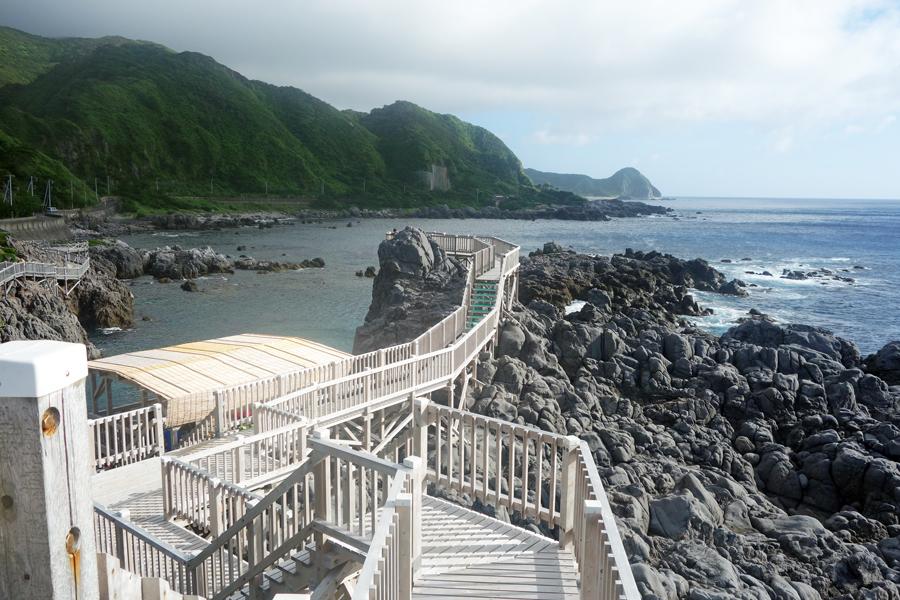 神津島特集⑪ シュノーケルなら赤崎遊歩道へ_c0223825_21123514.jpg