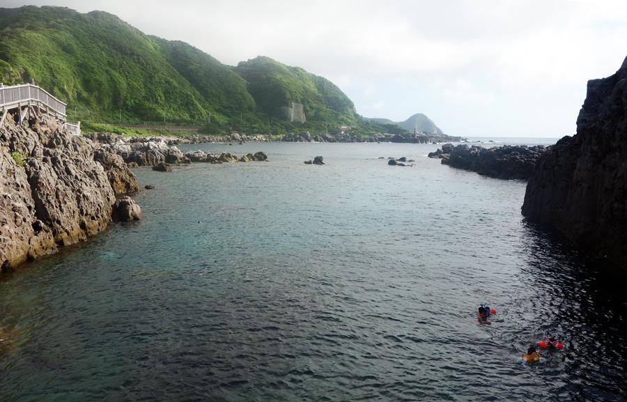 神津島特集⑪ シュノーケルなら赤崎遊歩道へ_c0223825_21192679.jpg