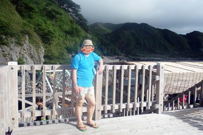 神津島特集⑪ シュノーケルなら赤崎遊歩道へ_c0223825_21304835.jpg