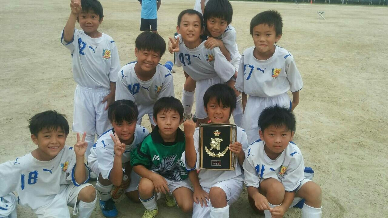 8月29日(土)  U9 FC B2主催 B2カップ_f0138335_19003444.jpg