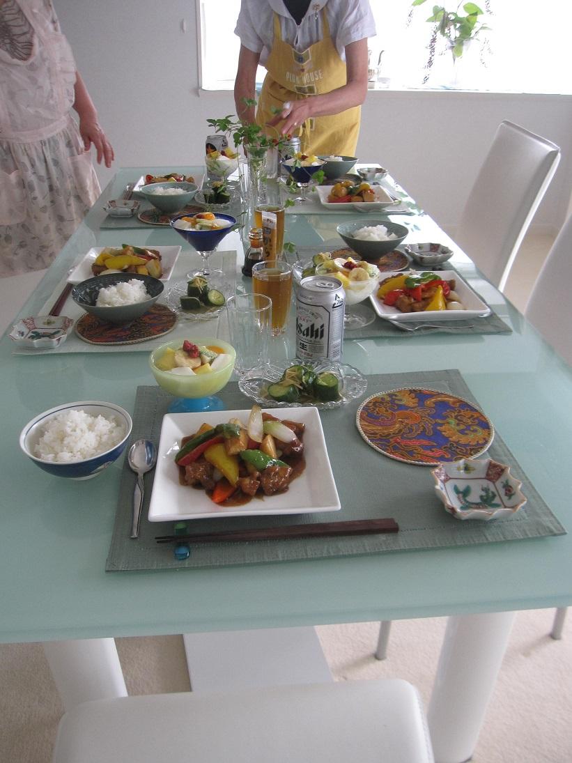 2回目のお料理教室もなんとか上手く行った_a0279743_7391754.jpg