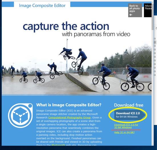 「Image Composite Editor」インストール手順_c0063348_856559.jpg