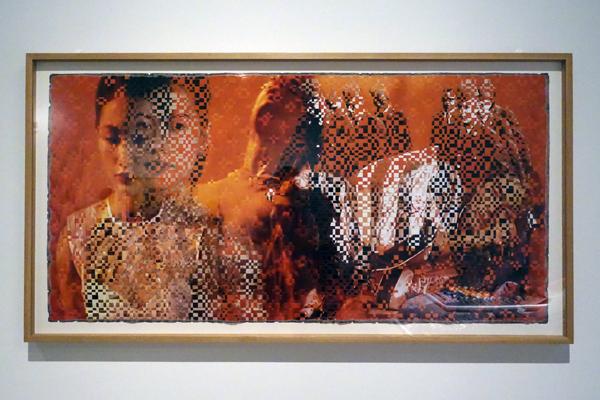 ディン・Q・レ展:明日への記憶 Dinh Q. Lê: Memory for Tomorrow 森美術館(1)_f0117059_12381947.jpg