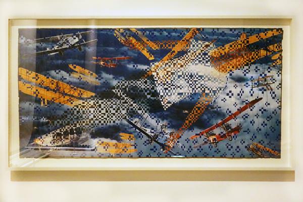 ディン・Q・レ展:明日への記憶 Dinh Q. Lê: Memory for Tomorrow 森美術館(1)_f0117059_1251836.jpg