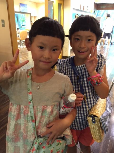 前髪ぱっつん姉妹からの・・・_a0272765_16341883.jpg