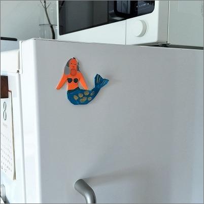 【 冷蔵庫にマグネット 】_c0199166_034552.jpg
