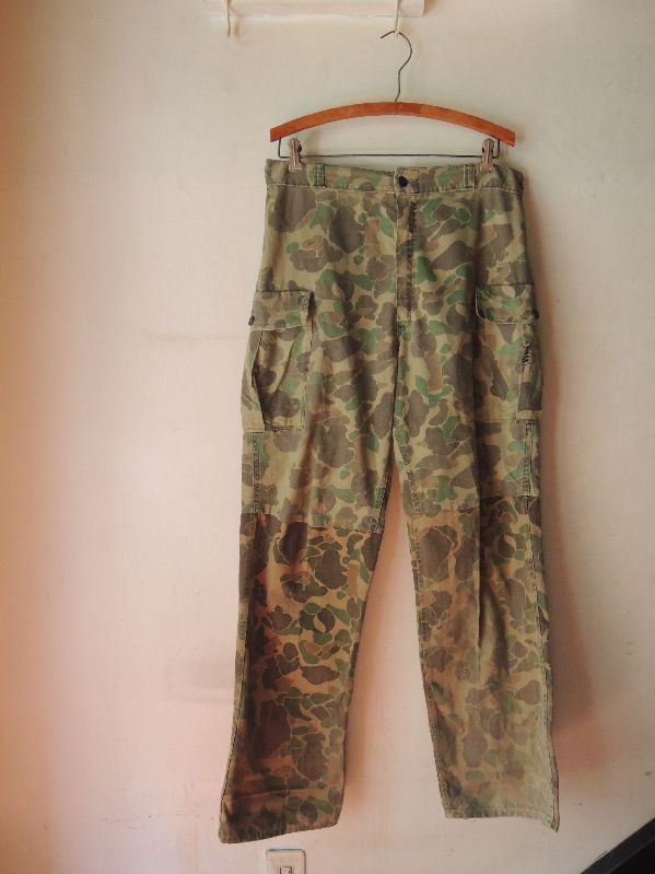 50S DUCKHUNTER CAMO PANTS--RECOMMEND--_c0176867_17111778.jpg