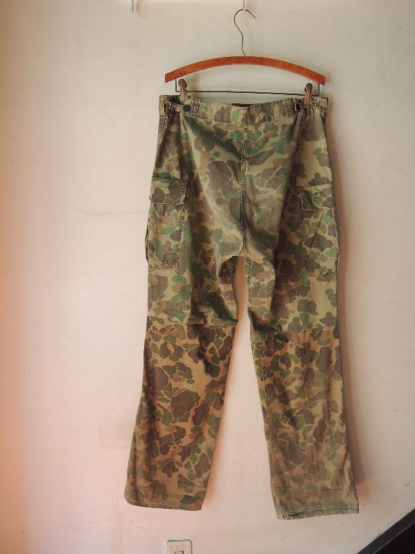 50S DUCKHUNTER CAMO PANTS--RECOMMEND--_c0176867_17112667.jpg