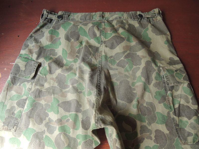 50S DUCKHUNTER CAMO PANTS--RECOMMEND--_c0176867_1712094.jpg