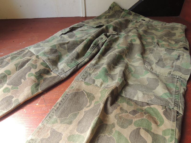 50S DUCKHUNTER CAMO PANTS--RECOMMEND--_c0176867_17144016.jpg