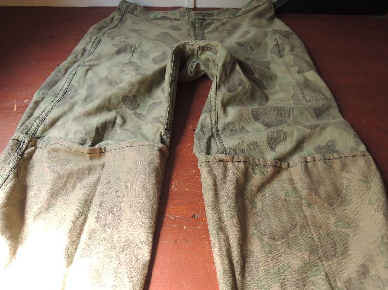 50S DUCKHUNTER CAMO PANTS--RECOMMEND--_c0176867_17154375.jpg