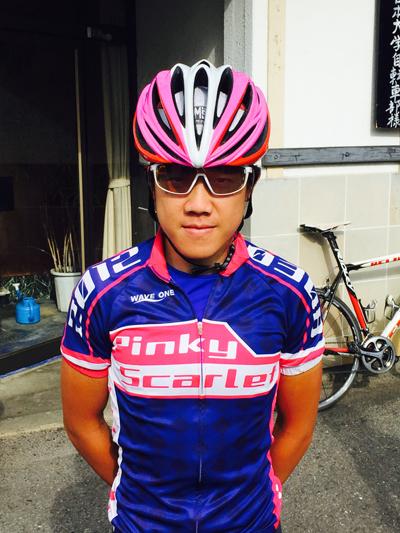 金栄堂サポート:日本大学自転車競技部・大村恒平選手 Fact®レンズインプレッション!_c0003493_1275028.jpg