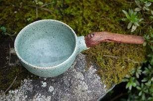 ①流木のマグカップと陶製マグカップ=長野県・G&MWorks_f0226293_9195951.jpg