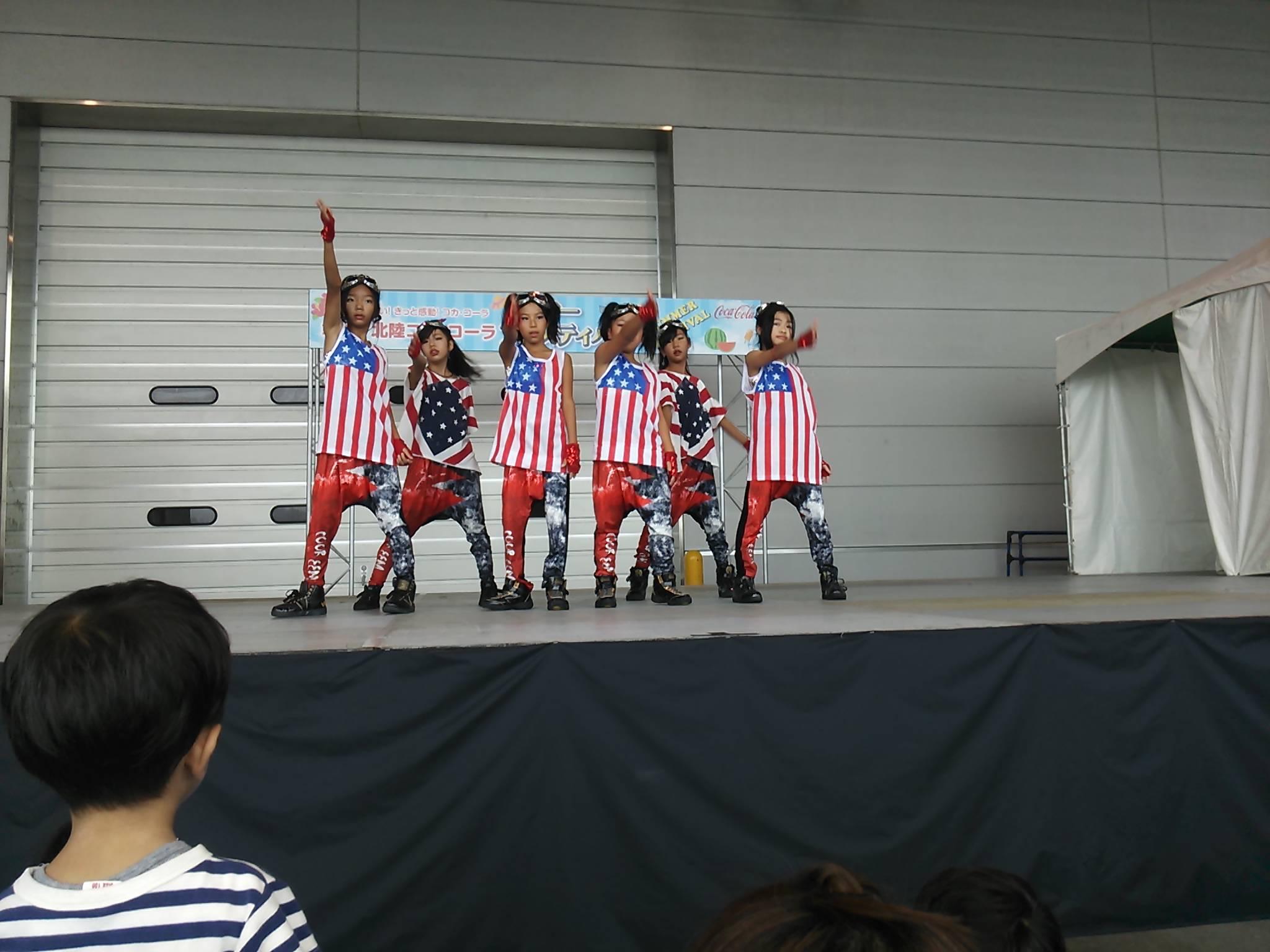イベント報告 コカ・コーライベント_c0201916_16143438.jpg