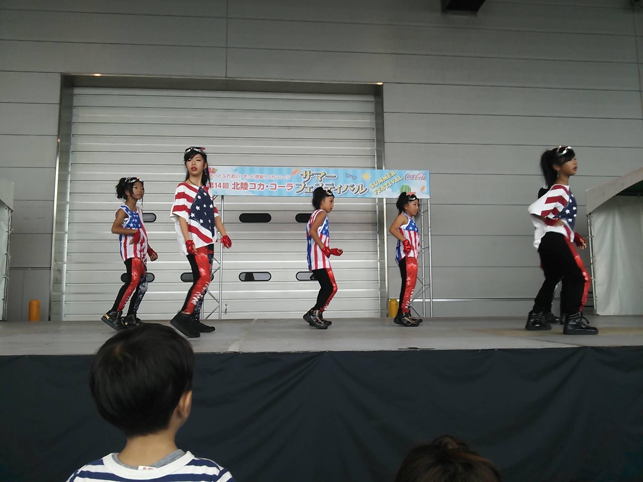 イベント報告 コカ・コーライベント_c0201916_16144876.jpg