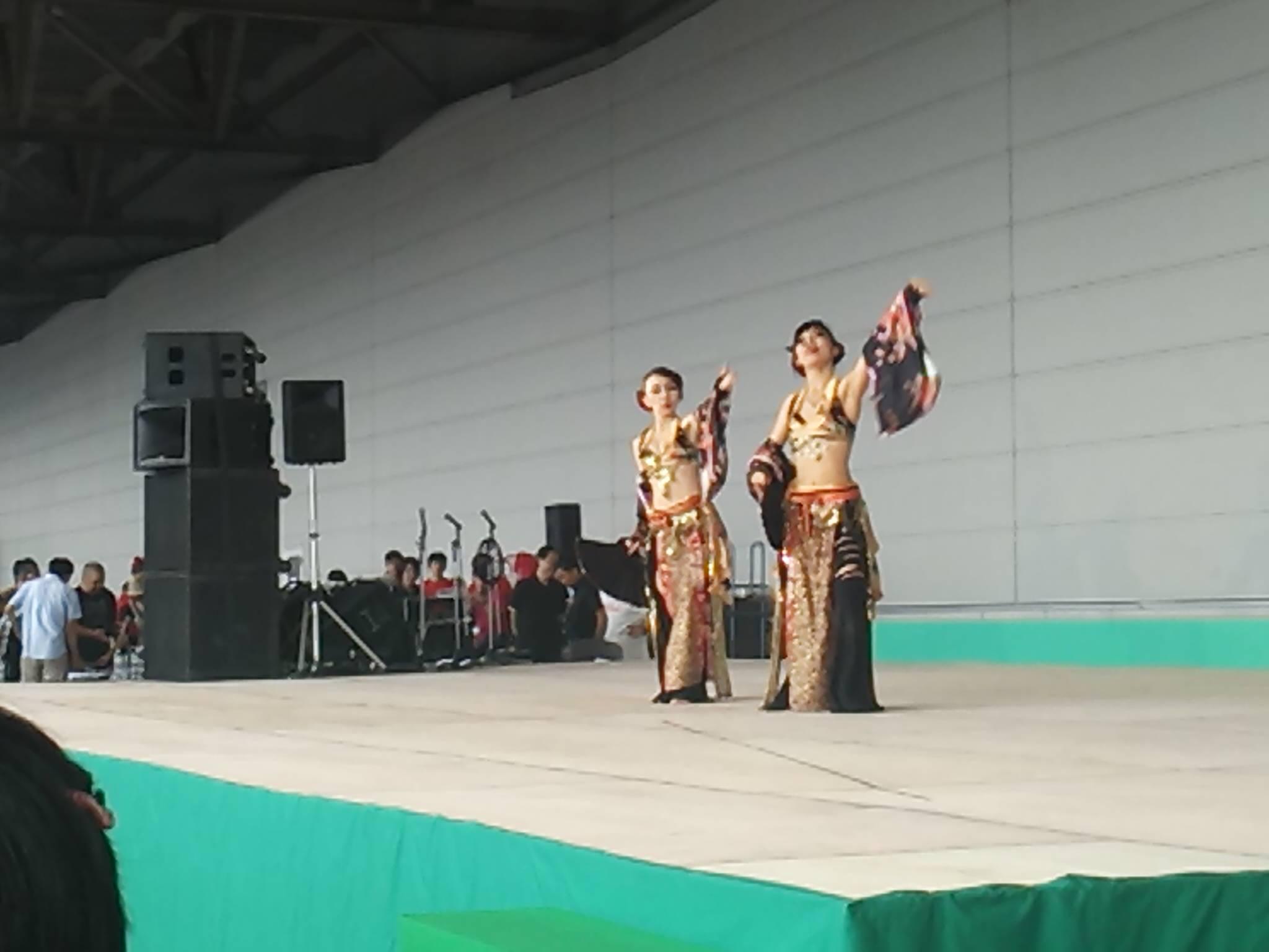 イベント報告 コカ・コーライベント_c0201916_1614918.jpg