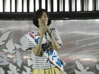 「憲法壊し 戦争する国 ノー! 平和・夏まつり」は大賑わい(^^♪_c0133422_2492168.jpg