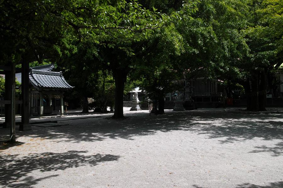 神津島特集⑫島の朝、物忌奈命神社_c0223825_16450861.jpg