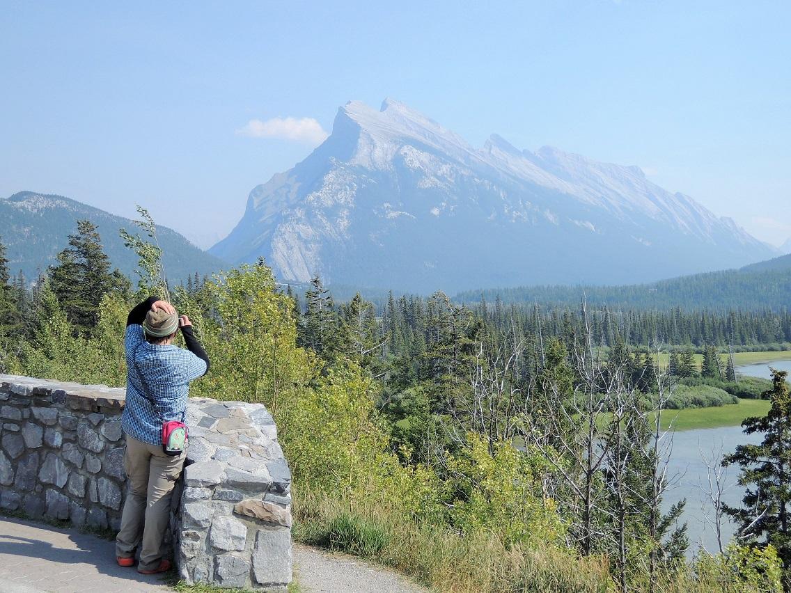 カナダの大ファン! 森様 Mt.ランドル (2948m) 登頂。_d0112928_4443036.jpg
