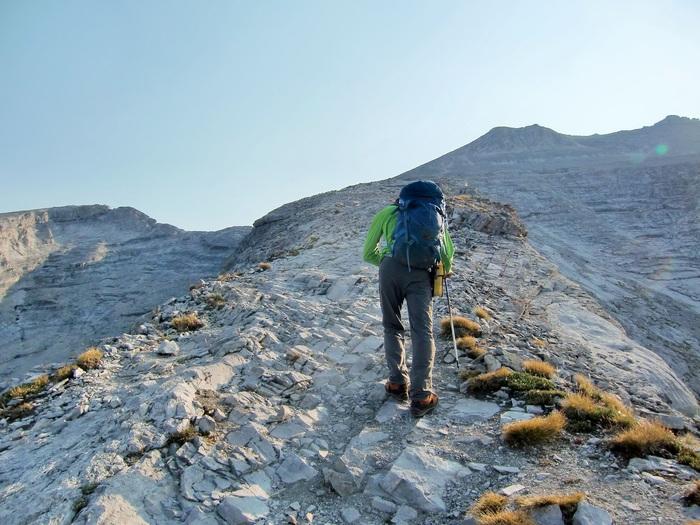 カナダの大ファン! 森様 Mt.ランドル (2948m) 登頂。_d0112928_4455251.jpg