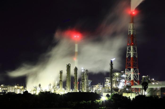 工場夜景 ダイセル化学_a0294534_15111365.jpg