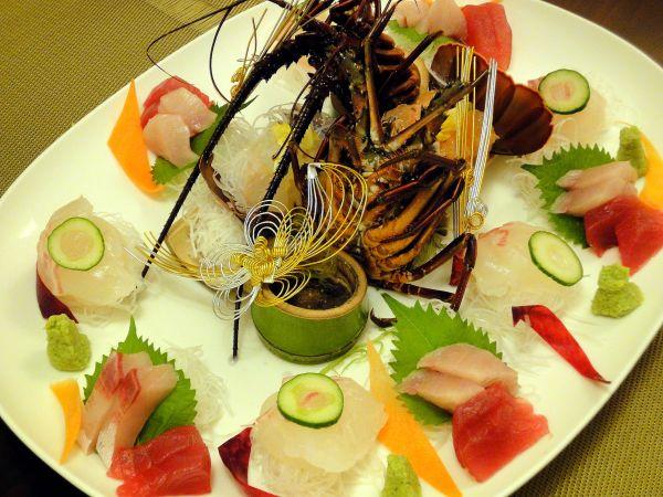 傘寿のお祝い ~鳥羽国際ホテル 潮路亭~_d0145934_152397.jpg