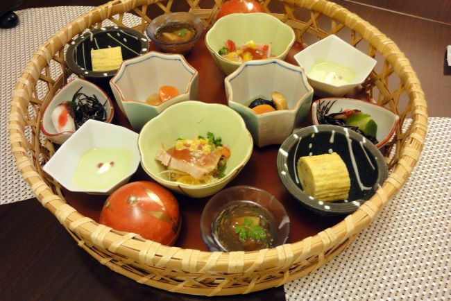 傘寿のお祝い ~鳥羽国際ホテル 潮路亭~_d0145934_1532073.jpg