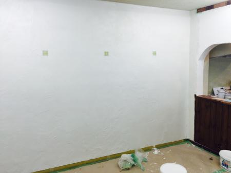 スイス漆喰塗りの体験会_c0101235_15053738.jpg