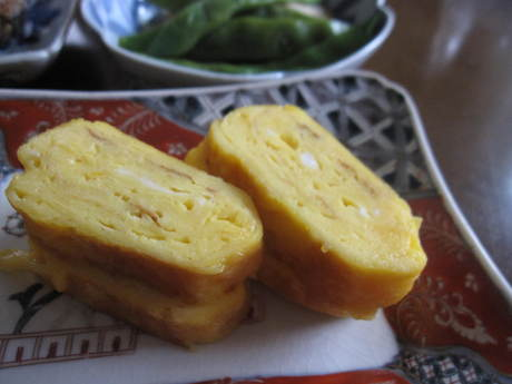 朝ご飯とおじさんの木の剪定_a0279743_13194162.jpg