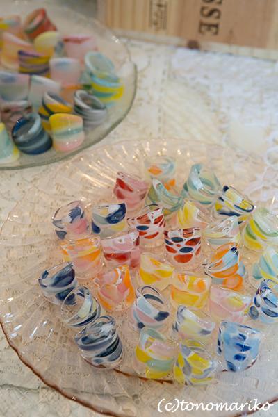 ガラスのasacoちゃんの作品到着しました。そしてバブー家は東北ぼわっとへ。_c0024345_04082161.jpg