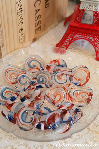 ガラスのasacoちゃんの作品到着しました。そしてバブー家は東北ぼわっとへ。_c0024345_04082171.jpg