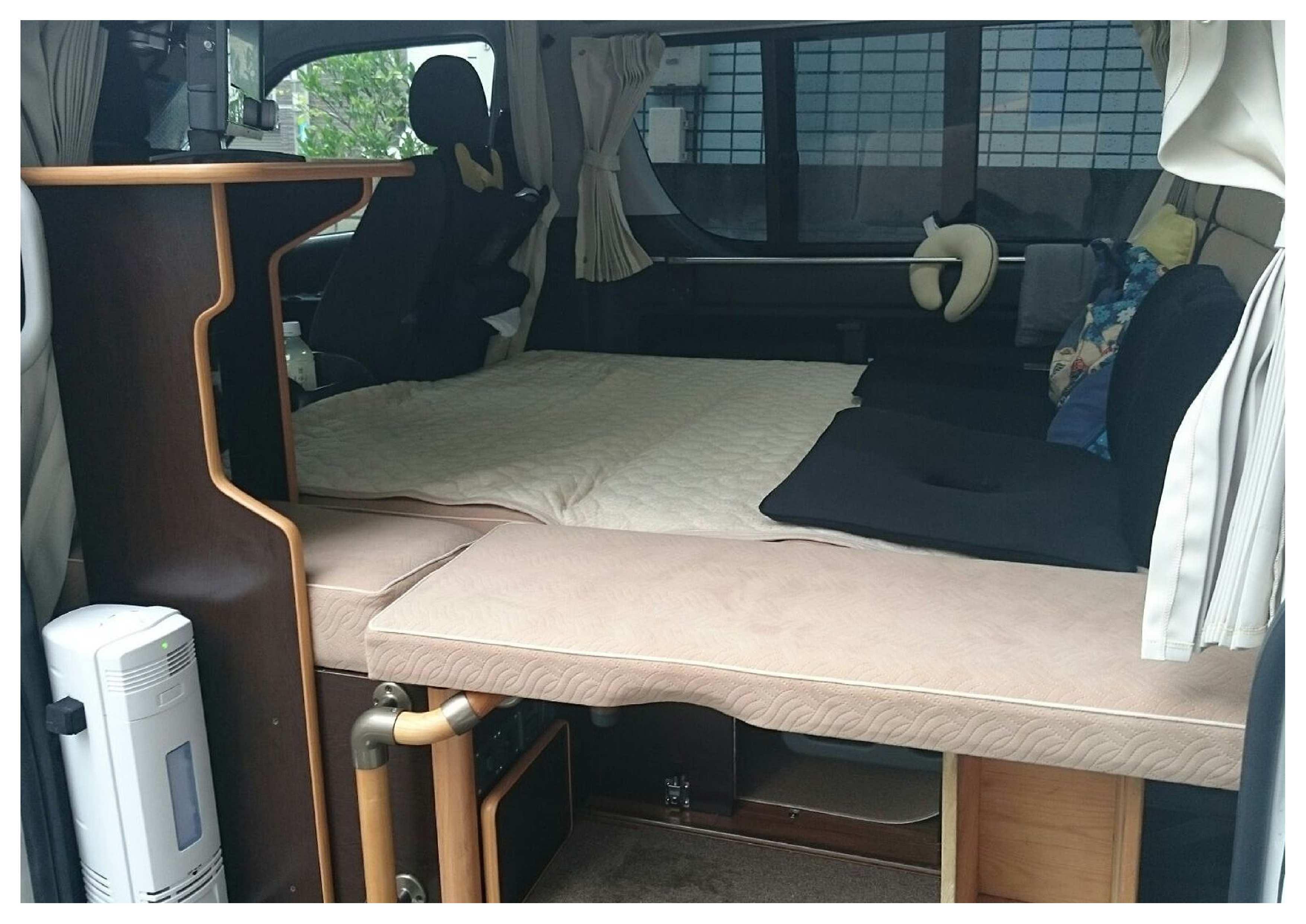 ロードセレクトWM改の車に、テレビ台が付いた(゚∇゚ ;)エッ!?_e0225148_18274277.jpg